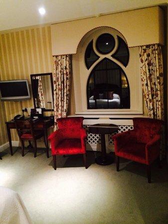 The Elvetham: Room