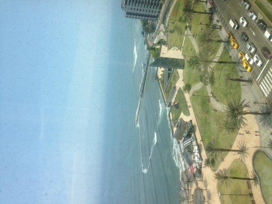 JW Marriott Hotel Lima: Vista desde mi habitacion