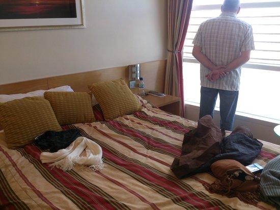 "St Giles London - A St Giles Hotel: ""executive"" double, room 767"
