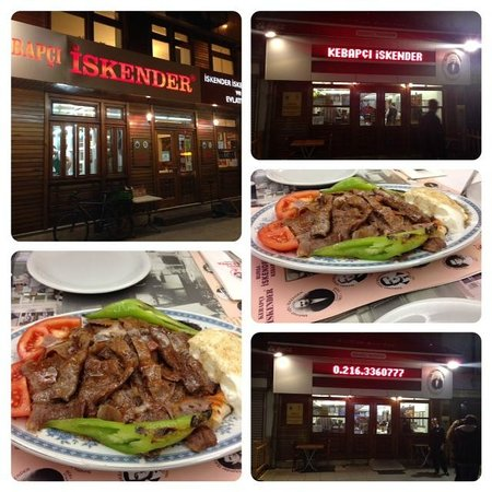DoubleTree by Hilton Istanbul - Moda : The Original Iskender Kebab, walking distance from hotel