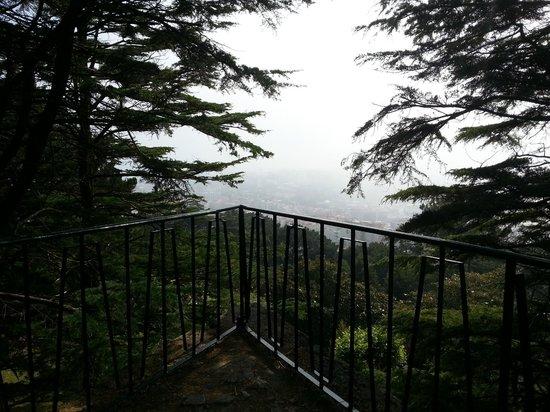 Parque Monte del Castro: Preciosas vistas