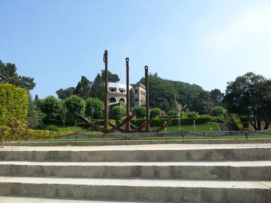 Parque Monte del Castro