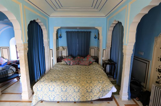 Royal Heritage Haveli: Our bedroom