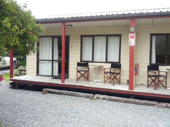 Punakaiki Beachfront Motels: Il nostro cottage
