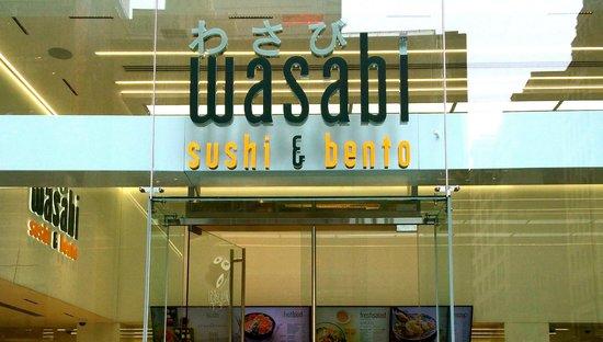 Wasabi Sushi Bento