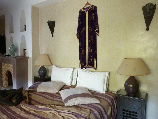 Riad Saba: ett av rummen