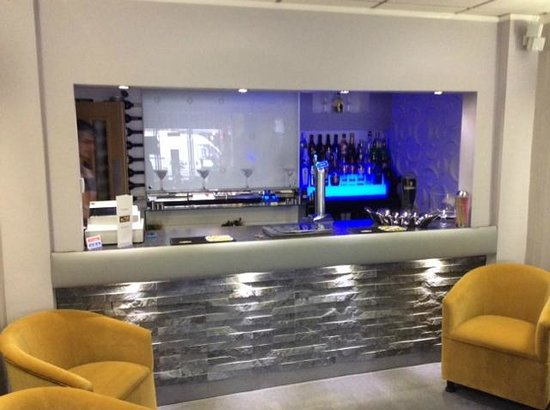 The Kenley: The new bar area