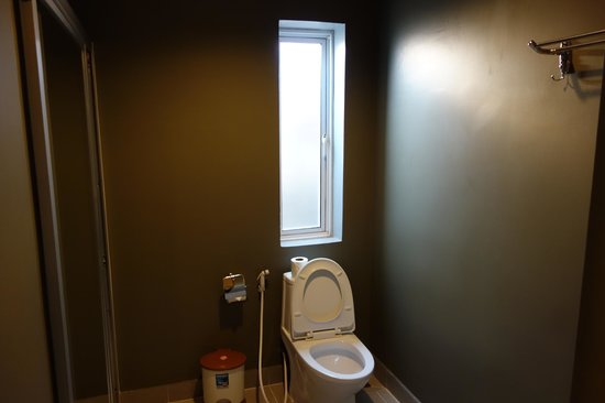 King Grand Boutique Hotel : Bathroom