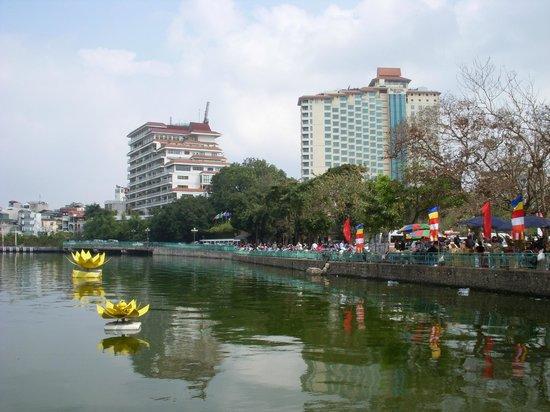 Pan Pacific Hanoi: Hotel Plaza Sofitel