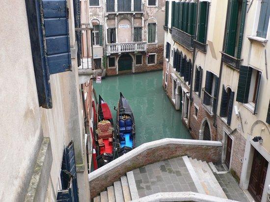 Hotel Al Gazzettino: Vista dal balcone