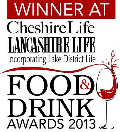 Ring O' Bells: Proud winner at Cheshire Life Awards 2013