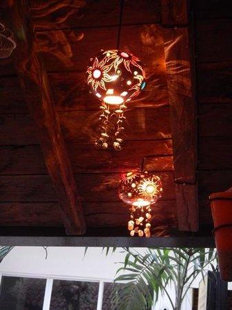 Casa Mediterranea: cool lights
