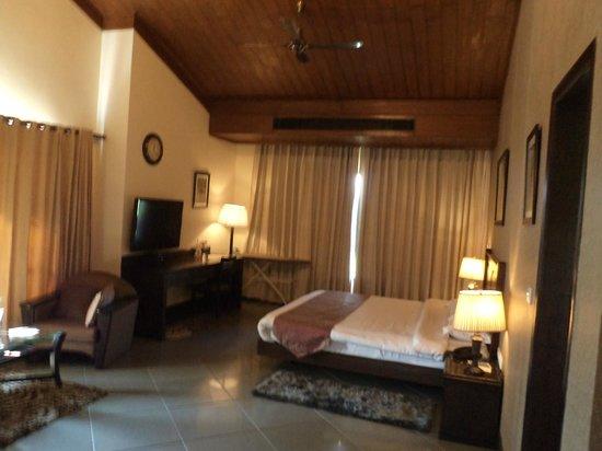Aahana the Corbett Wilderness - an Eco Friendly Resort: room