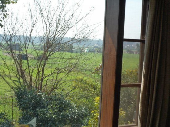 Aahana the Corbett Wilderness - an Eco Friendly Resort: view from the room