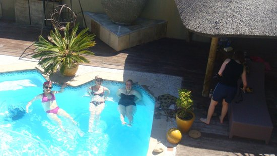 Kumbaya House West Beach Cape Town: Swimming Pool at KH West Beach Cape Town