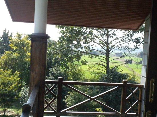 Aahana the Corbett Wilderness - an Eco Friendly Resort: resort