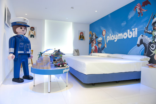 Ibi, Spain: Habitación Playmobil