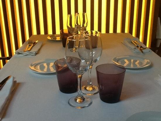 Attic Restaurant: Mesa