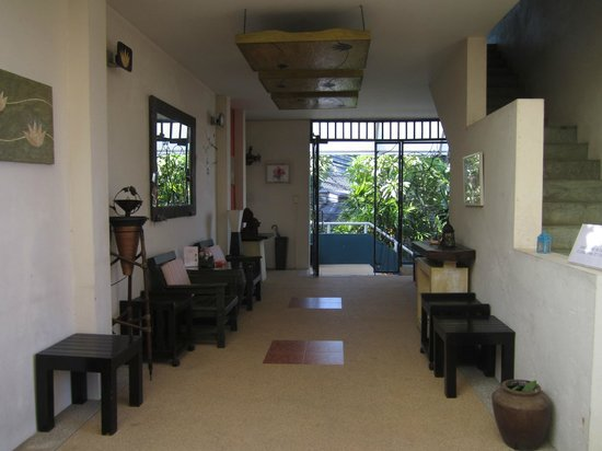 Boondaree Home Resort : ingresso