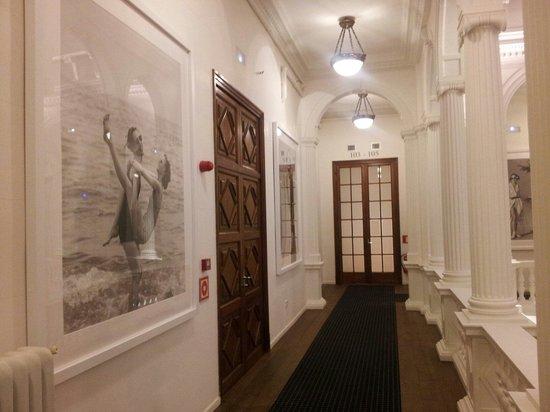 Hotel Granvia: Красиво)