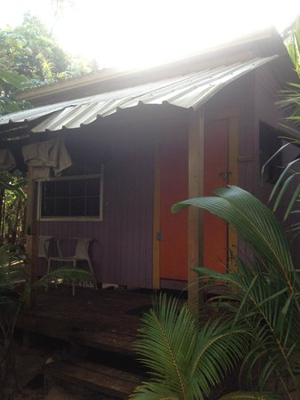 Casa Iguana: Our wee hut