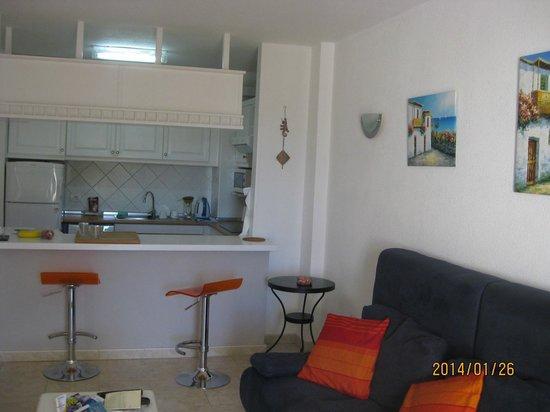 Paloma Beach Apartments: Barkök