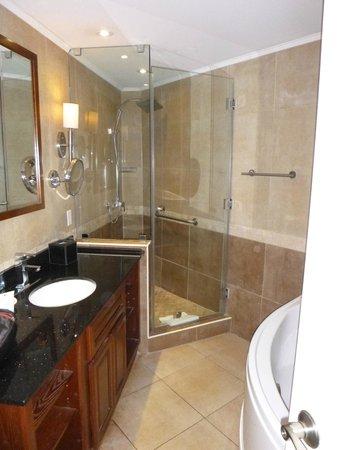 Divi Aruba Phoenix Beach Resort: Master Bathroom