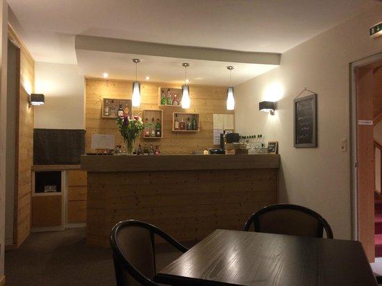 Hotel les Glaieuls : Bar
