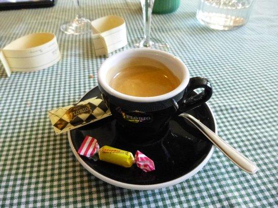 Le Vicomte: café