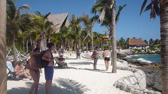 Xcaret Eco Theme Park: Playa