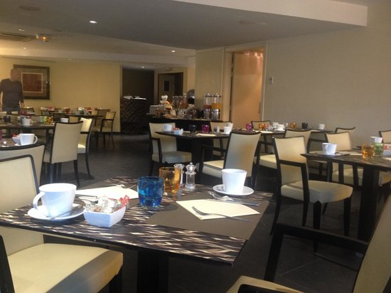 Eden Hotel & Spa: Breakfast room