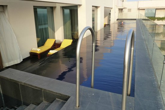 The Oberoi, Gurgaon : Private Pool