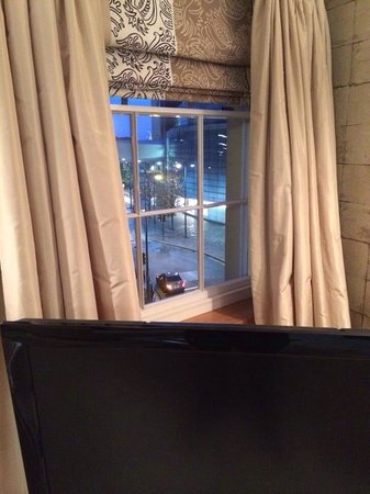 Posh Pads Liverpool ONE: Room 8 - Overlooking the city centre