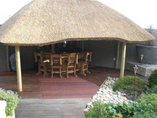 Kumbaya House : Pool Bar at KH West Beach Cape Town