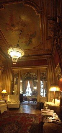 Hotel Rubenshof: Lounge & reception