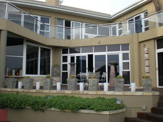 Kumbaya House : Main Patio by Pool Area KH West Beach Cape Town