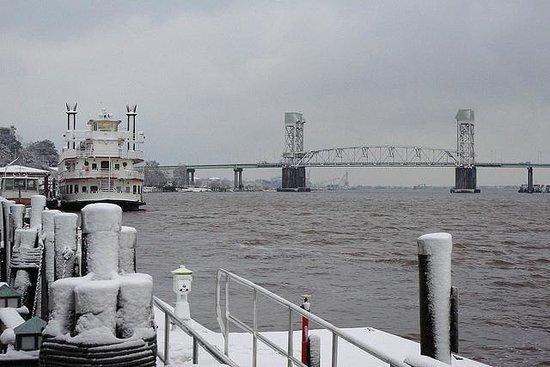 Cameron Art Museum : Wilmington riverfront