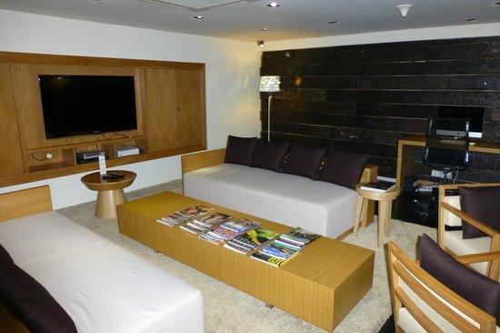 PARKROYAL Serviced Suites Kuala Lumpur: Communal Lounge