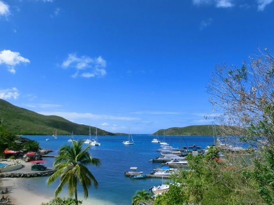 Leverick Bay Resort : Our view!