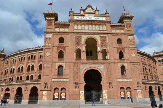 Plaza de toros de Ronda: Portão Principal
