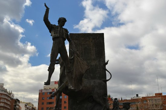 Plaza de Toros: Praça de Touros