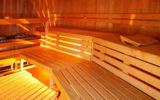 Monticello Spa: Calore e tepore