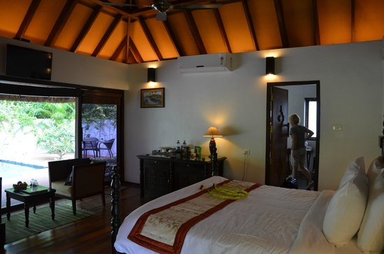 Carnoustie Ayurveda & Wellness Resort: Malika Pool Villa