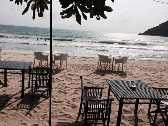 Buri Rasa Koh Phangan: Hotellets restaurang