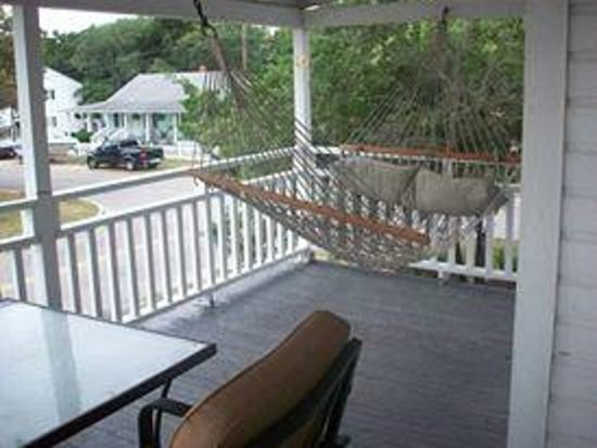 Darlington Inn and Cottages: If you want to hang in the hammock give us a call!