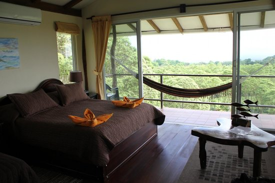 Semilla Verde Boutique Hotel: Room 1 - what a view!