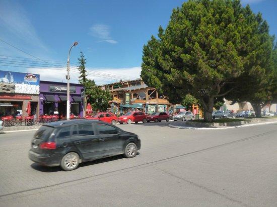 La Aldea de los Gnomos: La aldea desde Av Libertador
