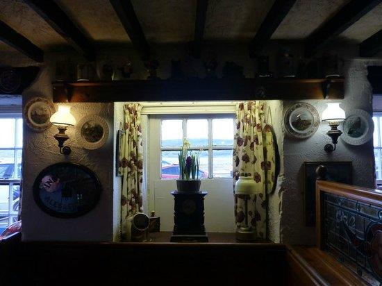 Anglesey, UK: the window