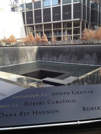 Mémorial du 11-Septembre : Las fuentes