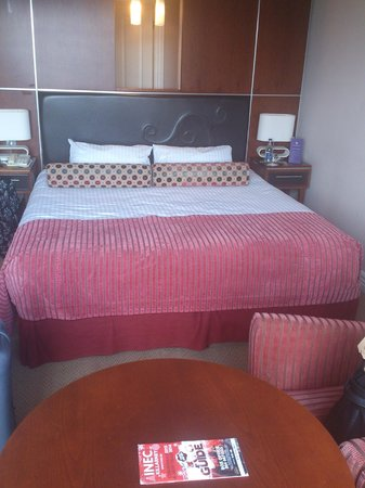 The Brehon : Bed